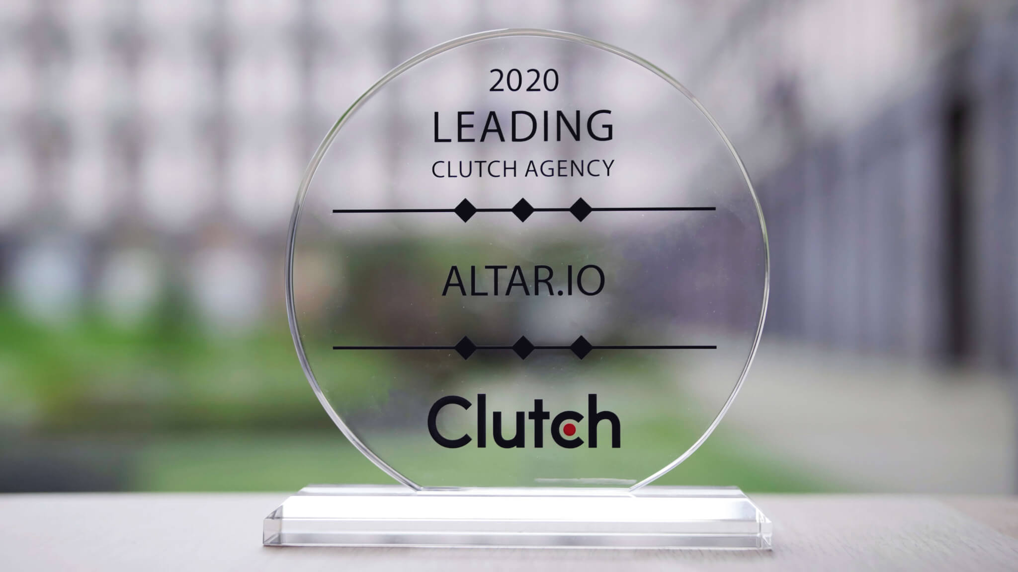 The Real Reason Why Altar.io Was Named A Top Agency In 2020 - The Award