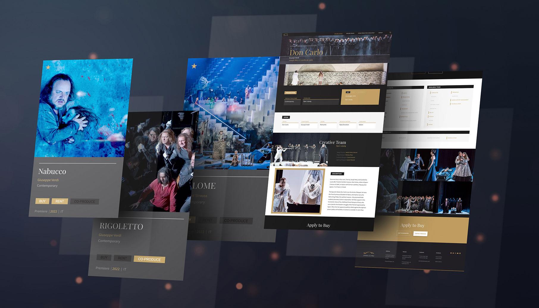 Altar.io - Opera Co-Pro Platform