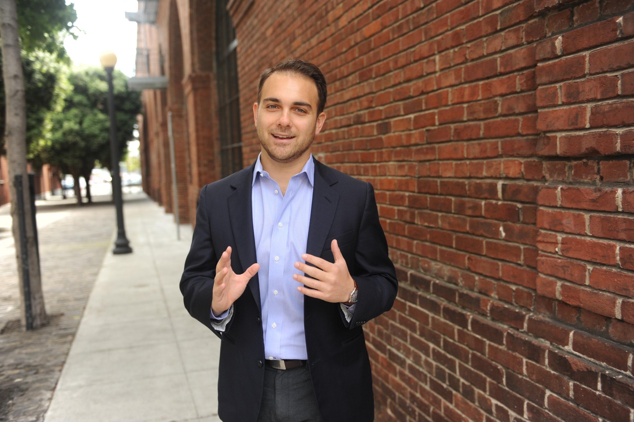 Serial Entrepreneur & Fintech Founder Alex Tonelli