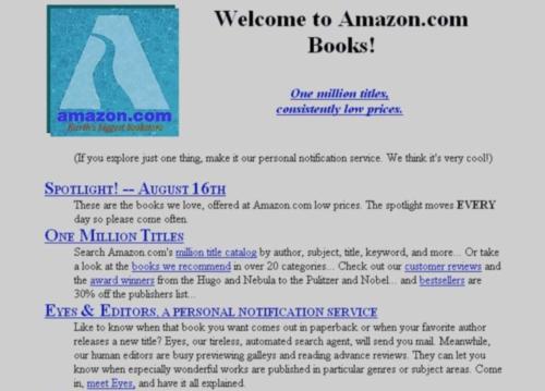 Amazon's MVP Example