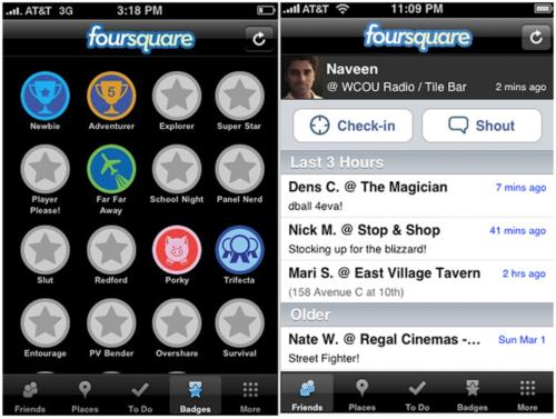Foursquare MVP Example