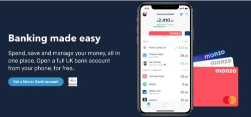 Monzo's Modern Day Platform