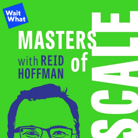 business podcasts for entrepreneurs masters of scale