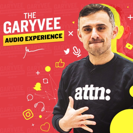 GaryVee Audio Experience business podcasts
