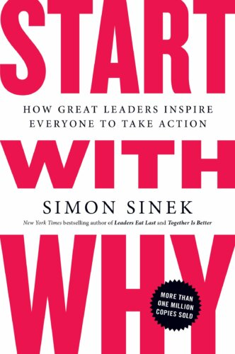 Start With Why - Books for Entrepreneurs