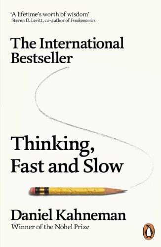 Thinking, Fast & Slow - Books for entrepreneurs