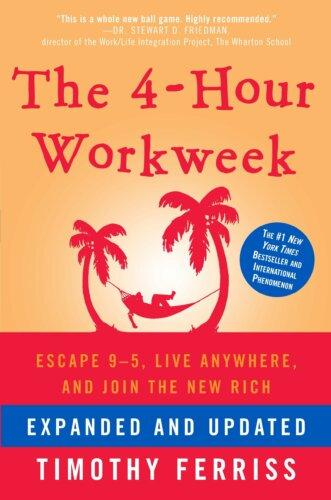 The 4-Hour Workweek - Books for Entrepreneurs