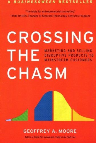 Crossing The Chasm - books for entrepreneurs