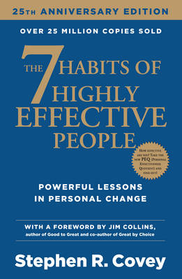 the 7 habits of highly effective people - books for entrepreneurs