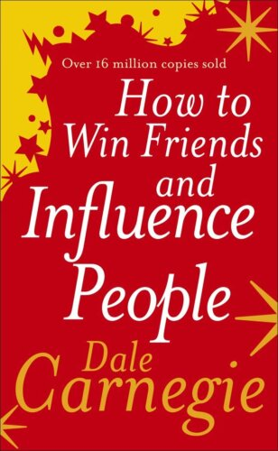 How to Win Friends and Influence People - books for entrepreneurs