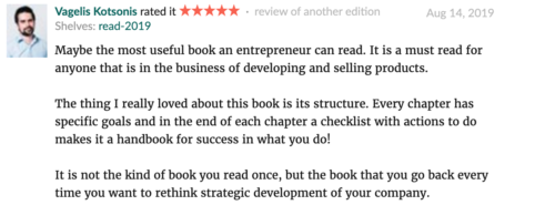 Crossing the Chasm Review