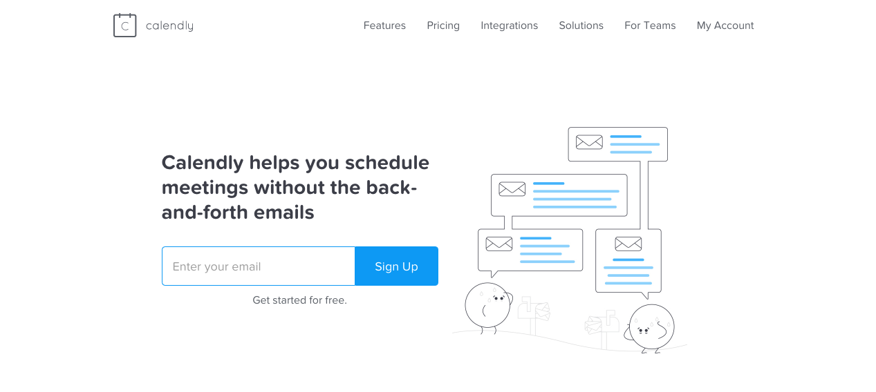 Tools for Entrepreneurs – Calendly