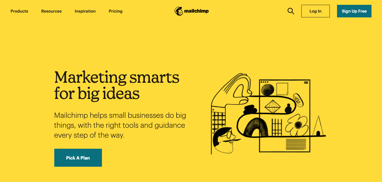 Tools for Entrepreneurs – MailChimp