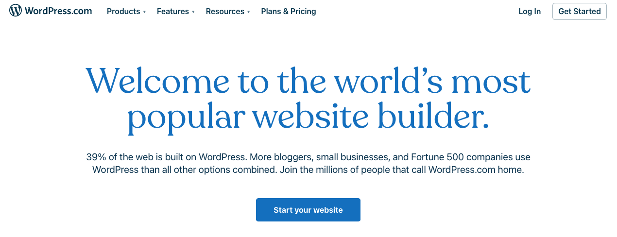 Tools for Entrepreneurs – WordPress