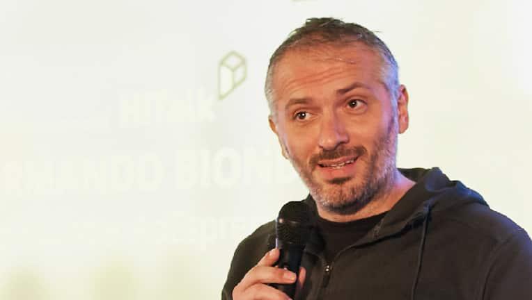 Founder & Angel Investor, Armando Biondi