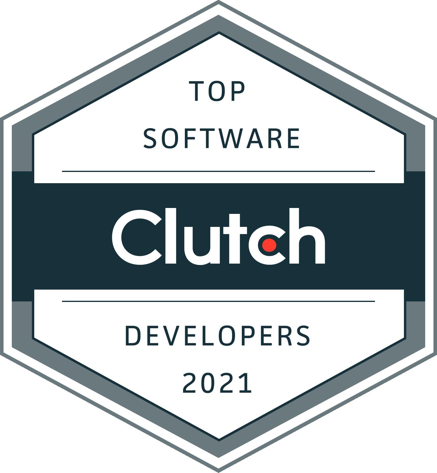 Clutch Award 1 - Altar.io
