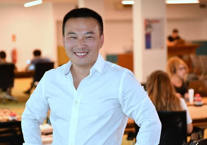 Sean Yu, Startup Founder