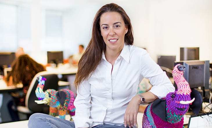 Entrepreneur Illit Geller