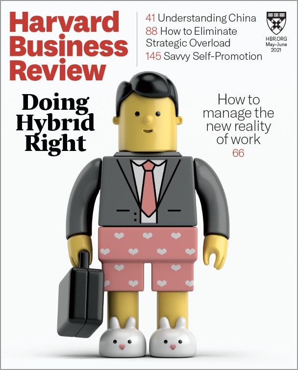 02. HBR Cover - Business Magazines for Entrepreneurs