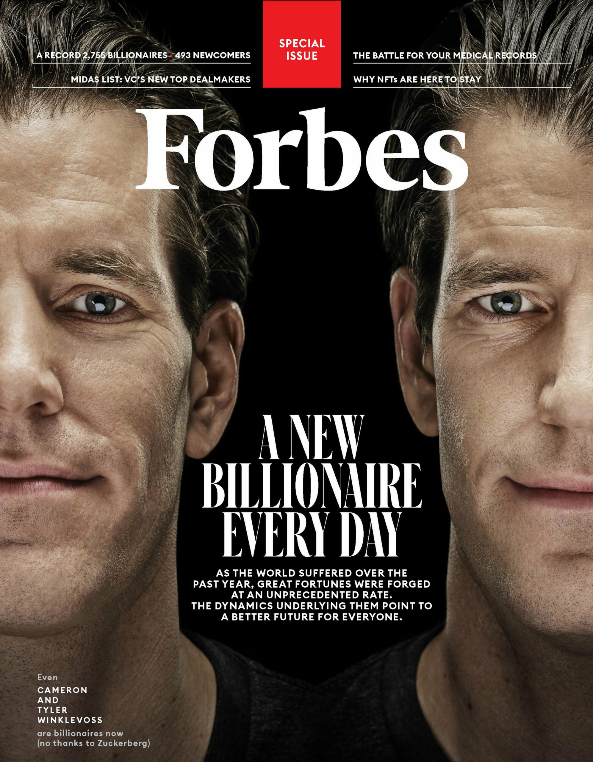03. Forbes Cover - Business Magazines for Entrepreneurs