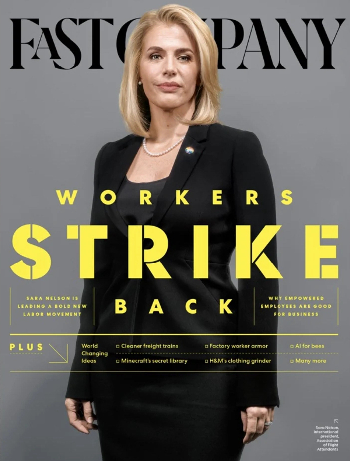06. Fast Company Cover - Business Magazines for Entrepreneurs