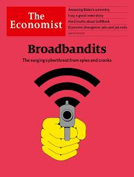 09. The Economist Cover - Business Magazines for Entrepreneurs